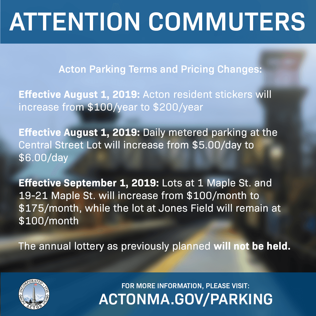 170726 - Parking Changes